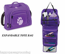 PET GROOMER GROOMING Mobile Travel Storage Tool Case Tote MULTI-USE BAG*EXPANDS+