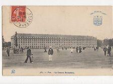 Pau La Caserne Bernadotte France 1910 Postcard 306a