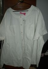 women's plus size top 5X new with tags