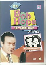 THE BOB HOPE 100TH ANNIVERSARY COLLECTION MY FAVORITE BRUNETTE DVD