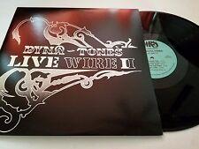 """Dyna-Tones """"Live Wire II"""" Vinyl Polka LP EX Vinyl WRS Records Ohio"""