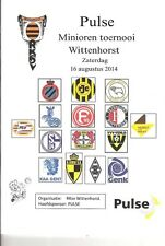 PULSE TOERNOOI 2014  Incl DERBY COUNTY BAYER 04 SCHALKE