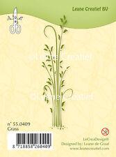 LeCrea Design-Clear Cling Rubber Stamp Grass - 55.0409 A *