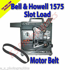 BELL & HOWELL 1575 Slot Load 16mm Cine Projector Belt (Main Motor Belt)