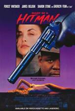 DIARY OF A HITMAN Movie POSTER 27x40 Forest Whitaker Sherilyn Fenn Sharon Stone