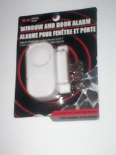 """SLIDING WINDOW &  DOOR INTRUDER ALARMS"" Help Stop Intruders! (2PACK). 2 ALARMS"