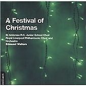 Festival of Christmas, A (Walters, Royal Liverpool Choir) CD NEW
