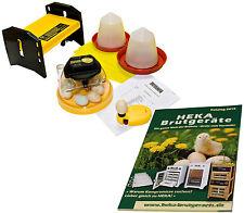 Set de inicio con Mini incubadora para 10 Huevos de gallina @@@HEKA: 1x Art.