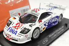 SLOT IT SICA10F McLAREN BMW F1 GTR NEW 1/32 SLOT CAR IN FACTORY SEALED DISPLAY