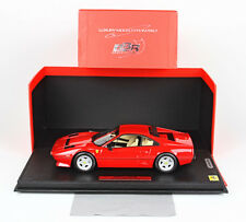BBR 1982 Ferrari 208 GTB Turbo Red LE of 437 1/18 New! In Stock!  P18103