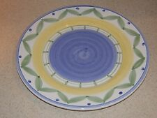 WILLAIMS SONOMA CHINA ITALY MARISOL PATTERN DINNER PLATE 11 1/4""