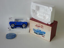 Hallmark 2015 1965 Ford Mustang PEDAL CAR Kiddie Car Classics now SOLD OUT!