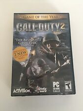 Call of Duty 2: Game of the Year  (PC, 2006)