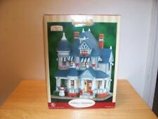 LEMAX EDIFICE ILLUMINE MANOIR HARLOW CADDINGTON LIGHTED BUILDING MIB