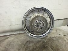 "2001 Honda Shadow VT 750 VT750 Rear Wheel  15""  inch Straight Spoke Wheels"