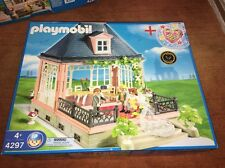 Playmobil Wedding Pavilion with Jewel Case 4297 New In Box