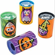 German Trendseller® - 8 x Halloween Kaleidoskop ┃Kindergeburtstag┃Kinder┃Party