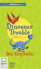 Dinosaur Trouble by Dick King-Smith (2015, CD, Unabridged)