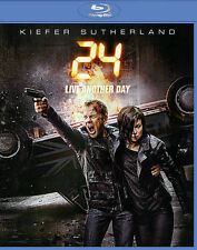 24: Live Another Day (Bluray, 2014, Widescreen) Usually ships within 12 hours!!!