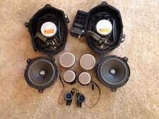 99.5-05 BMW E46 3 Series Sedan Harman Kardon Speakers Set Amplifier Complete