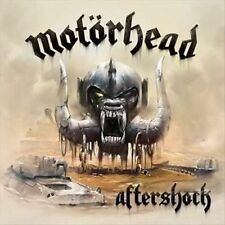 Motorhead - Aftershock [CD New] BRAND NEW AND FACTORY SEALED