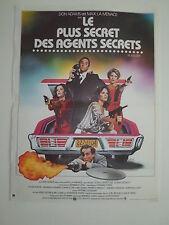 LE PLUS SECRET DES AGENTS SECRETS affiche du film avec DON ADAMS Max la Menace