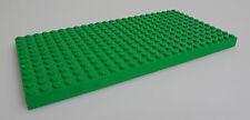 LEGO® Bauplatte 12 x 24 Noppen Grün Item 30072 aus 6087 6097 Ritter Burg Rasen