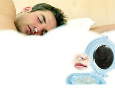 NEW ANTI SNORE MOULDABLE MOUTH PIECE STOP SNORING SLEEP AID APNOEA MOUTH DEVICE