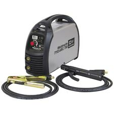 SIP WELDMATE T113 ARC/TIG WELDER LIGHTWEIGHT GENERATOR FRIENDLY 2M CABLE & MORE