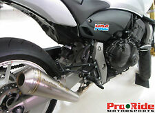 SCARICO  HORNET 600 PRORIDE BY GIANNELLI - COMPLETE EXHAUST