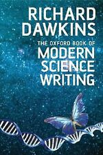 The Oxford Book of Modern Science Writing, , Very Good Book