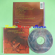 CD CATHERINES CATHEDRAL Equilibrum 1995 NOX 004 (Xs1) no lp mc dvd