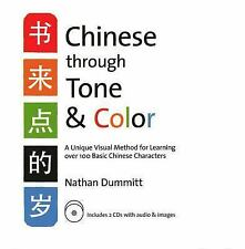 Chinese Through Tone & Color (Chinese Edition)