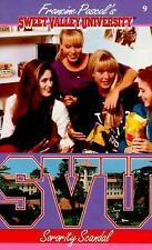 Sorority Scandal (Sweet Valley University(R)), Pascal, Francine, 0553566547, Boo