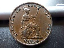 1855 Victoria Half Penny