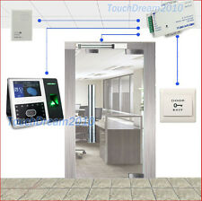 Top Quality Biometric Face+Fingerprint Recognition Access Control System ZKTeco