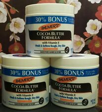 3 x Palmer's Cocoa Butter Formula with Vitamin E Jar 9.5oz