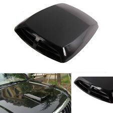 Hood Air Flow Intake Scoop Exterior Bonnet Vent Cover Decor For Toyota Audi BMW