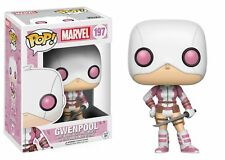Marvel gwenpool con espada! Funko Pop! Vinilo #197