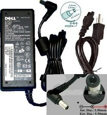 19V 3.16A OEM AC Charger PA-16/PA16 for Dell Inspiron PP21L 2200, B130,3000