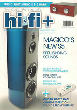HI-FI + PLUS UK 94 December 2012 MAGICO S5 Vector Krell Cipher Trilogy 933 Amp