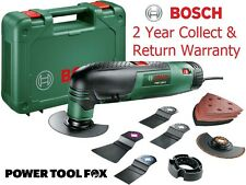 new Bosch PMF 190 E SET Multi Function Tool Carry Case 0603100571 3165140669559