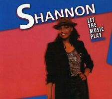 "SHANNON - LET THE MUSIC PLAY 2006 REMASTERED CD 1984 ALBUM + 12"" MIXES !"