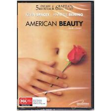 DVD AMERICAN BEAUTY Kevin Spacey Annette Bening Drama +Bonus Features R4 [BNS]