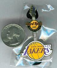NBA Los Angeles Lakers Hard Rock Cafe 2010-2011 Guitar Pin Hard to Find OOP
