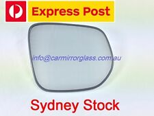 RIGHT DRIVER SIDE MIRROR GLASS FOR ISUZU MUX MU-X 2013 ONWARD  (WITH LED LIGHT)