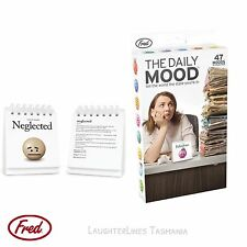 The Daily Mood Flip Desk Display Office School Emotions Special Needs Autism