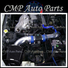 BLUE BLACK 1999-2003 Protege5 MP3 MP5  1.8 1.8L 2.0 2.0L AIR INTAKE KIT