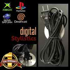 AC Adapter Power Supply Cord 6FT. Playstation 1 PS2 PS4 Dreamcast Xbox original
