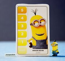 Despicable Me Minions Challenge Card Game 2/32 Minion Kevin
